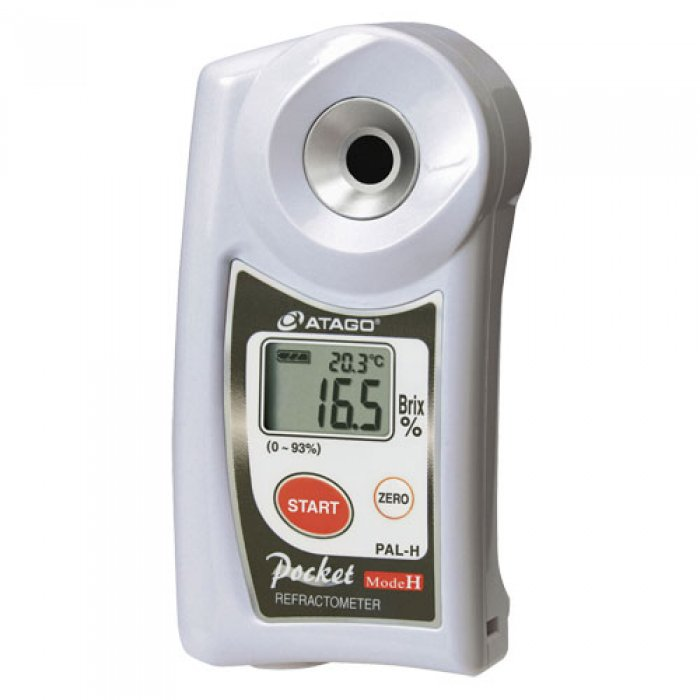 """Digital Hand-held """"Pocket"""" Refractometer PAL-H"""