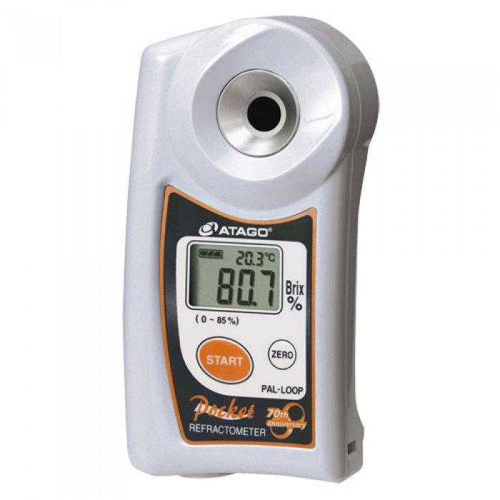 """Digital Hand-held """"Pocket"""" Refractometer PAL-LOOP"""