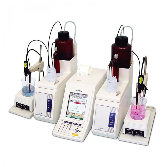 Automatic Burette Model ABT-511