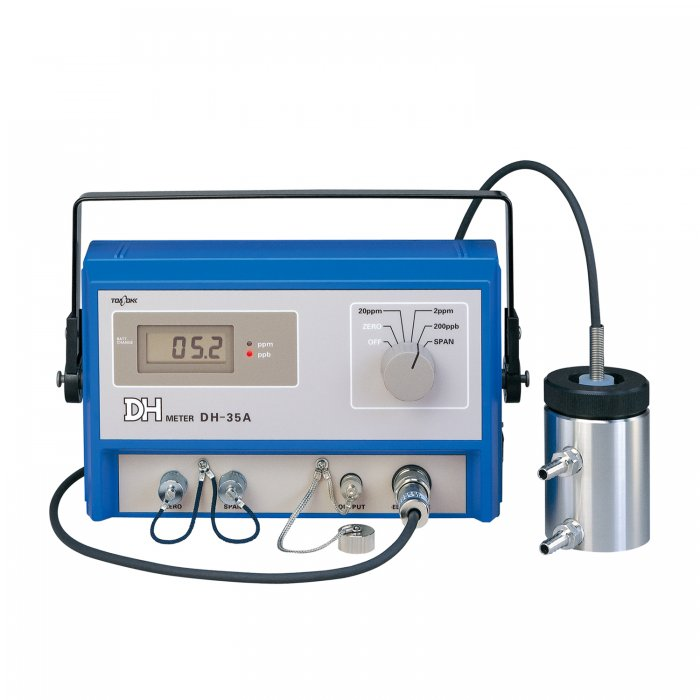 Portable Dissolved Hydrogen Meter Model DH-35A