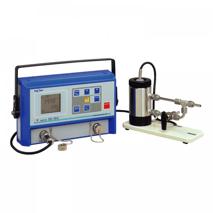 Low Concentration DO Meter Model DO-32A