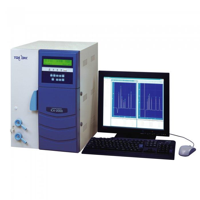 Ion Chromatograph Model ICA-2000