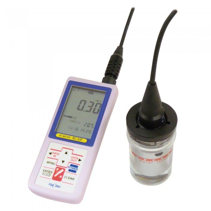 Handheld Residual  Chlorine Meter Model RC-31P