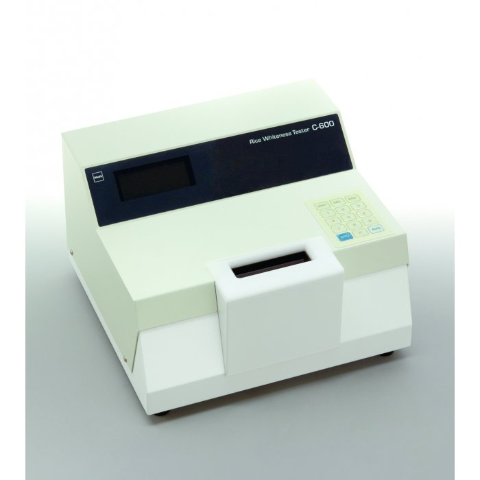 Rice Whiteness Tester  Models C-600