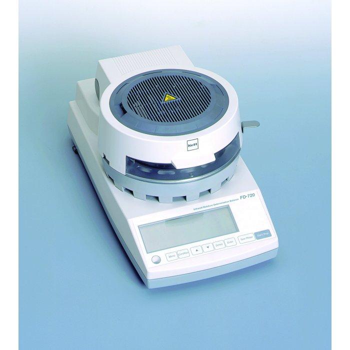 Infrared Moisture Analyzer Model FD-720