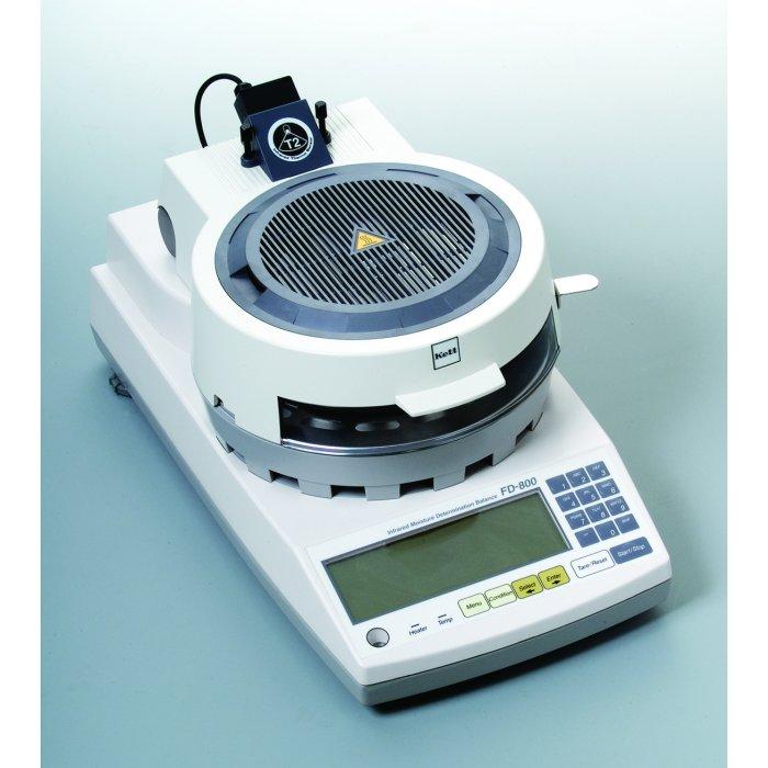 Infrared Moisture Analyzer Model FD-800