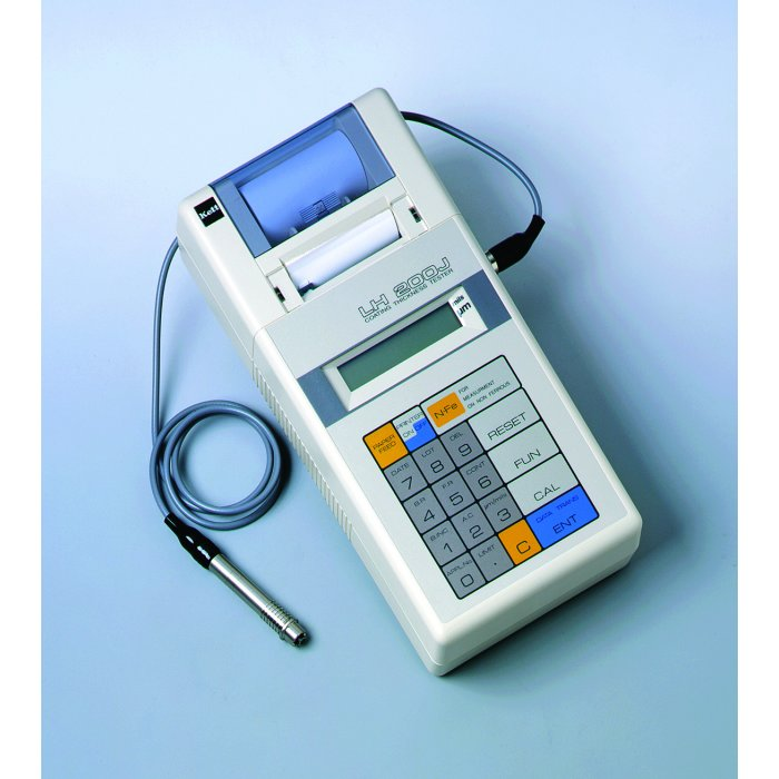 Eddy-Current Coating Thickness Tester with In-built Printer Model LH-200J