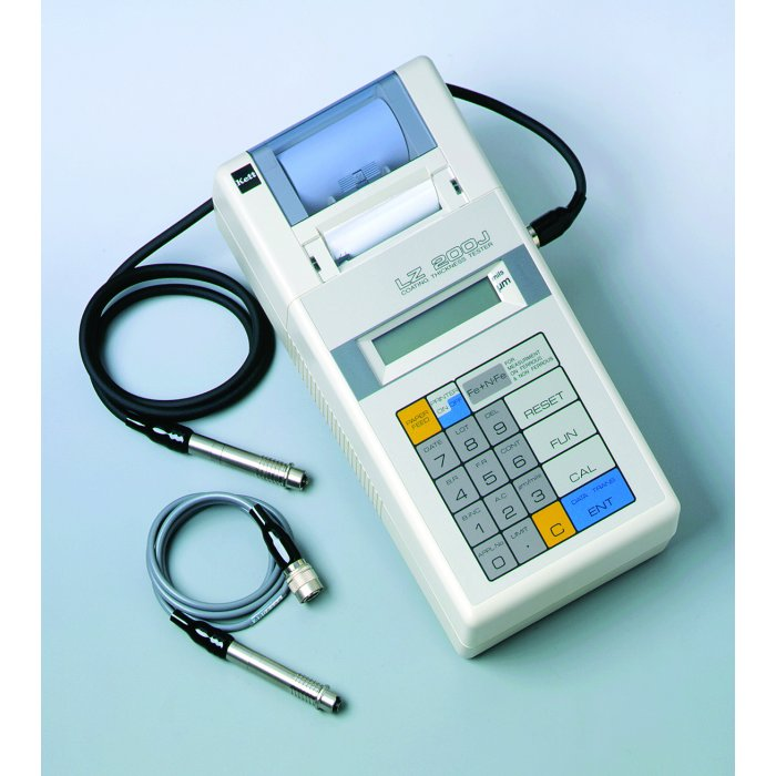 Dual Type Coating Thickness Tester with In-built Printer Model LZ-200J