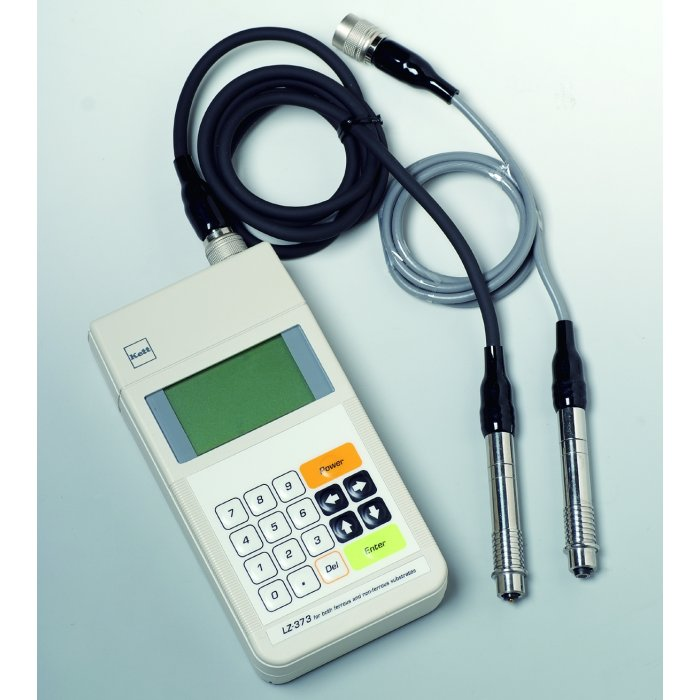 Dual Type Coating Thickness Tester Model LZ-373