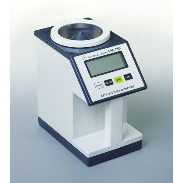 Grain and Coffee Moisture Tester Model PM-450 series