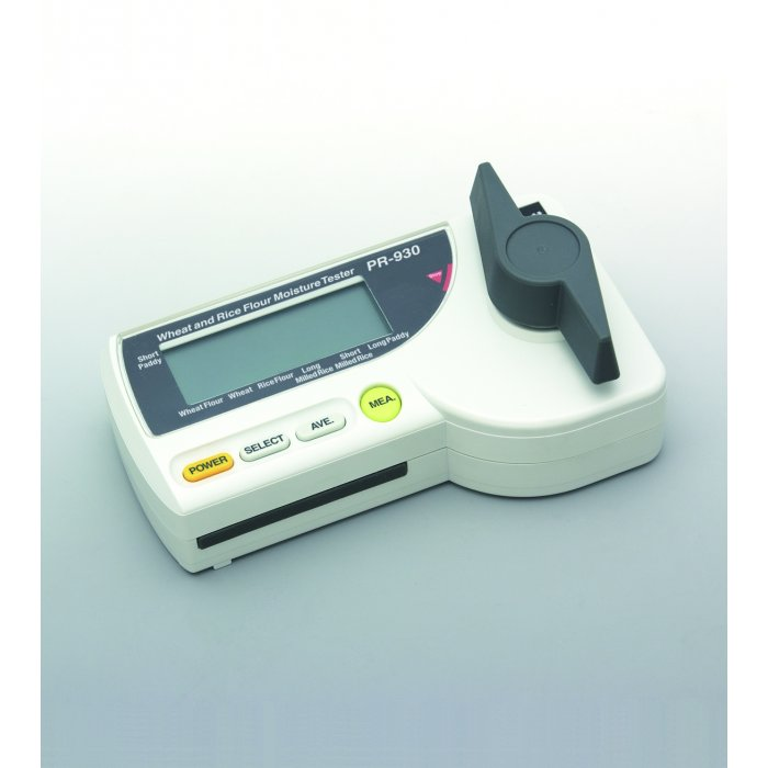 Wheat And Rice Flour Moisture Tester Model PR-930