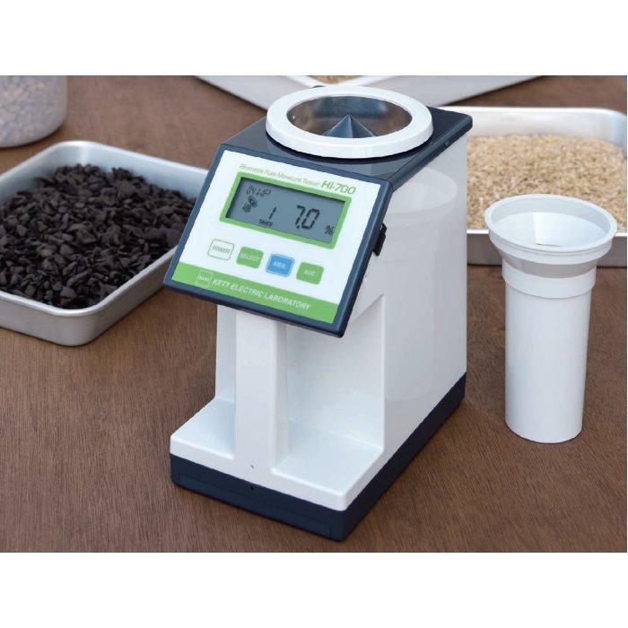 Biomass Fuel Moisture Tester HI-700