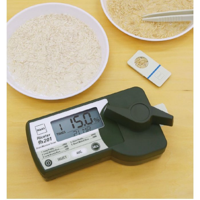 Riceter fh-201 Portable Paddy and Rice Moisture Meter